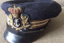 Cartilla uniformes Armada