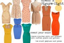 Eight Figure / How to dress an eight figure