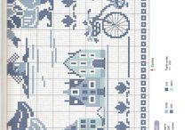 Borduurpatroon Nederland