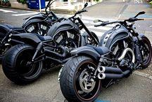 Super Moto / motociclete de vis