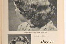 Peinados 1931-1940