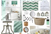 project bathroom mint