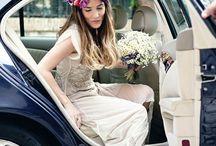 Boho Chic Brides / Boho Brides / Novias Hippies