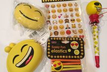 M's 9th Birthday - Emoji Party / My girl loves her emojis, as anyone who has ever got a text from her knows!