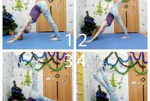HOW TO: CHIN STAND / Yoga