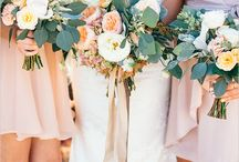 Sage and Blush weddings