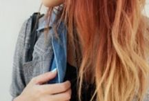 Mere hair / by Kelly Kemper