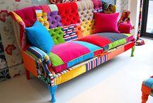 décor tapisserie