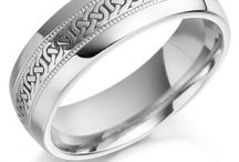 Irish wedding bands
