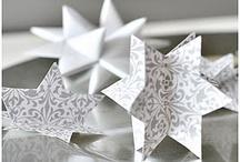 Papier Sterne
