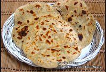 Paratha/Indian Bread Basket