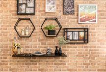 Estilo Contemporâneo / O Estilo Contemporâneo é do seu tempo. Simples, funcional, prático e inovador. Combinas linhas retas com formas minimalistas e geométricas. Uma decoração elegante e acolhedora.