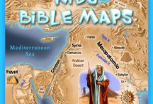Bible Maps for Children