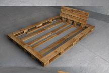 "Pallet ideas ""Beds"""