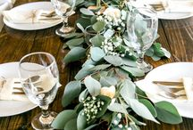 Wedding table decor ideas
