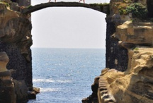 Dreaming of the Mediterranean / Food, views and people on the Mediterranean. Something to work towards...