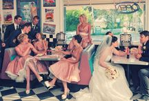 50s wedding ideas