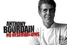Anthony Bourdain - chef