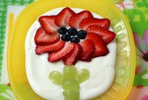 Food for kids / Lunches Ideas