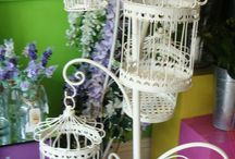 Wedding Day Hire / Props and vases idel for weddings & events