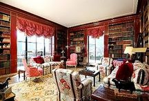 Home Libraries & Reading Nooks / Did you resolve to read more this year? These home libraries & reading nooks will surely provided the needed inspiration. Enjoy!