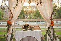 Szertartás asztal