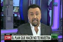 El Plan que Macri no te cuenta
