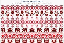Romanian patterns
