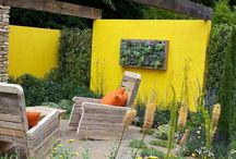 Inspiration:  Yellow / Yellow inspiration for outdoor style. / by Leaf Magazine