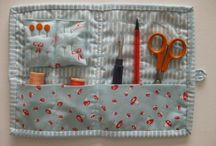 Craft - Needlebooks, Pincushions, Sewing Kits, and such