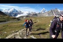Zwitserland filmpjes van berg wanderungen