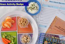 Nutrition lesson plans