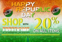 #Wish You Very #Happy #RepublicDay 2017.