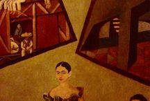 Frida Kahlo / Mexican artist  (1907-1954)