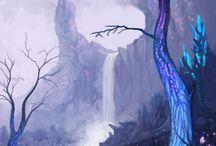 Fantasy concepts