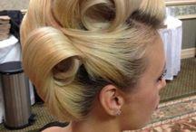 hair ups comp