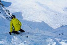 Big Mountain Skiing