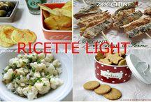 Ricette salate light