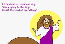 Easter poems, songs and activities
