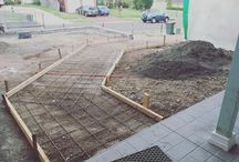 footpath / ideas for front footpath