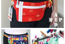 Moonbag/ Money pouch/Cellphone pouch or purse.