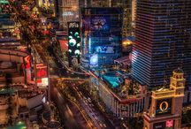 """The Las Vegas Strip / Perhaps the most famous """"strip"""" in the world, we're close enough to all of the fun."""