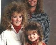 Horrendously awkward family photos / can't bear to look