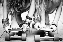 Longboard'n skate
