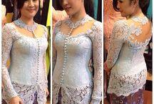 Beauty Kebaya Indonesian