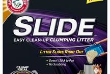 #armandhammerslide #AD #freesample / Great new cat litter