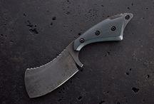 Knives / by Dani Ciupe