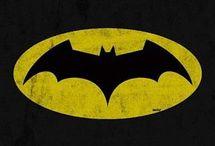 Batman's things