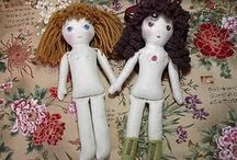 Toys - dolls