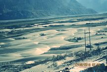Nubra Sand dunes / Travel Destinations